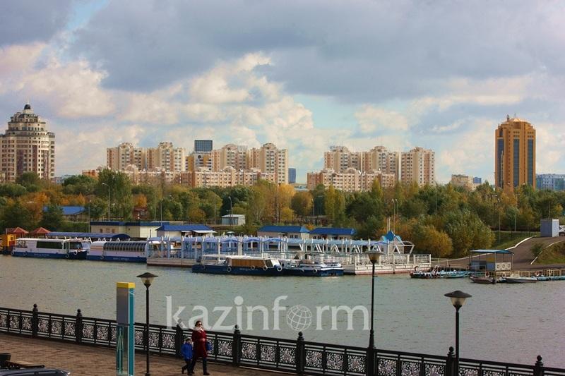 Warmer weekend ahead for Kazakhstan