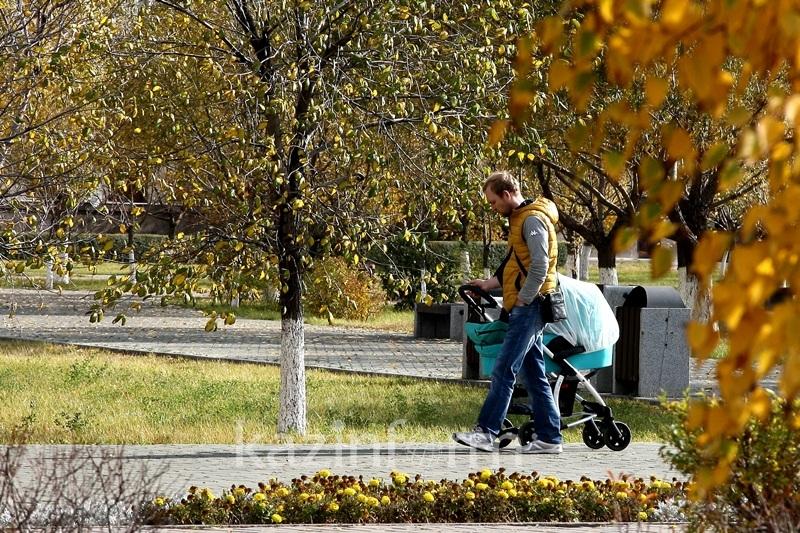 Warm weather to march through Kazakhstan until Oct 12