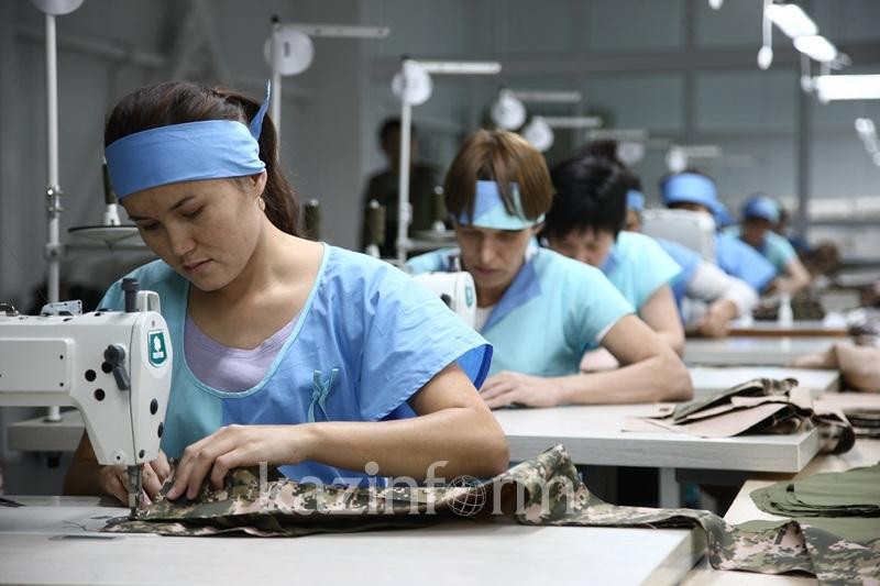 Рост швейной промышленности ожидается в Кыргызстане