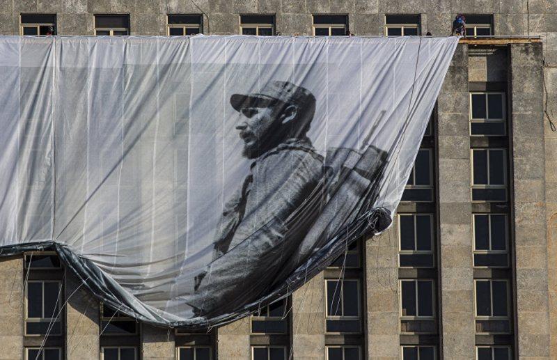 Кубада Фидель Кастроның атын көшеге беруге тыйым салынады
