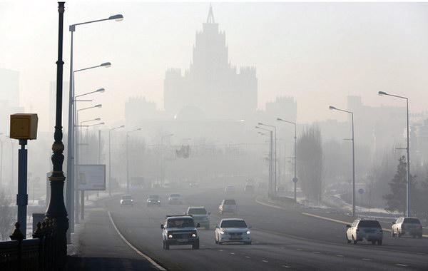 Российский эксперт поделился своим видением решения проблемы смога в Астане