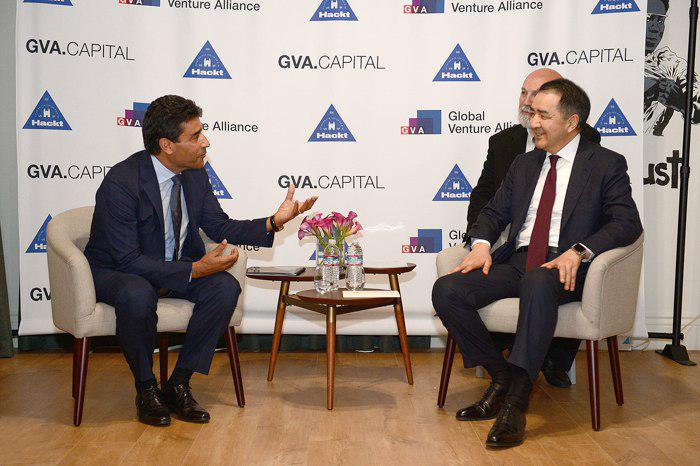 Kazakh Prime Minister pays working visit to US