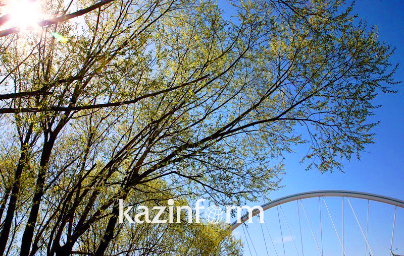 Kazhydromet announces weather forecast for May 6-10