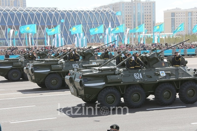 Kazakhstan rises in 2018 Global Firepower Index