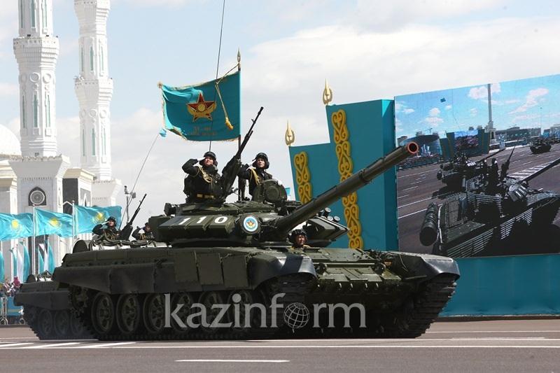 Казахстан улучшил позиции в рейтинге огневой мощи