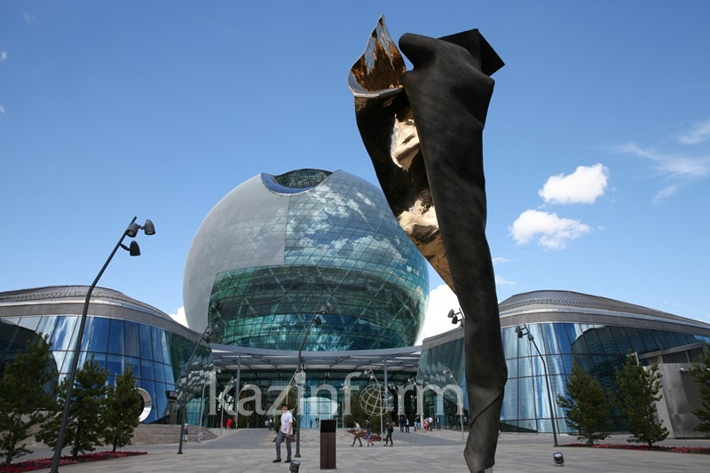 Nazarbayev on why Kazakhstan decided to host Astana EXPO-2017