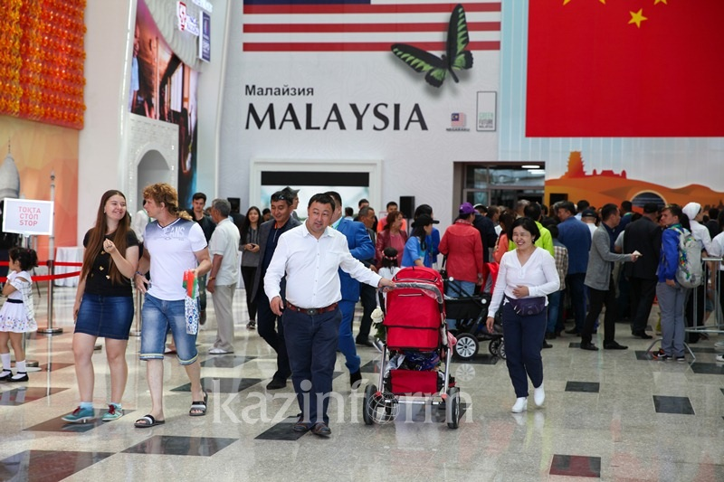 EXPO-2017 sees about 4 mln visits