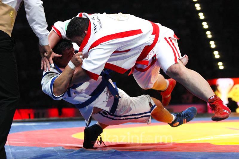 27-29 октября в Астане состоится Qazaq Kuresi World Championship
