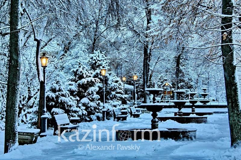 Freezing weather forecast for New Year holidays