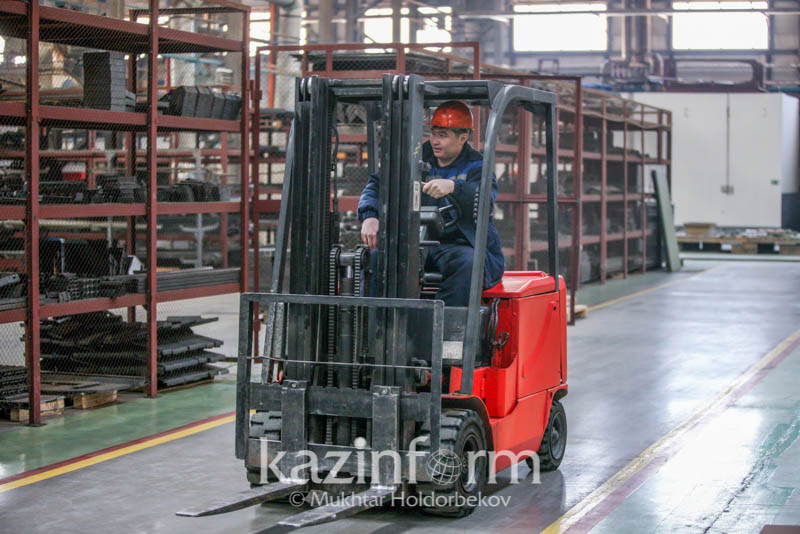 Kazakhstan's industrial products prices rise 2.4% YTD