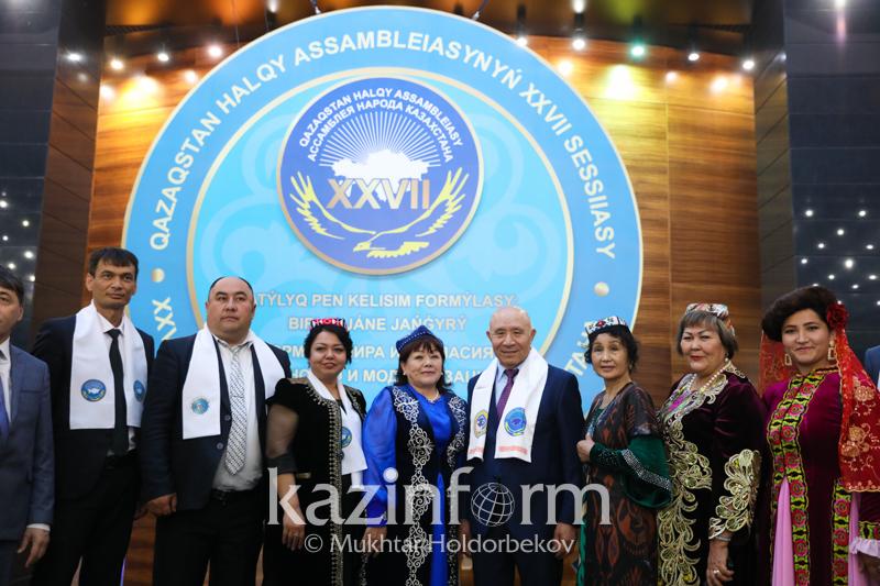 Этномәдени бірлестіктер Нұрсұлтан Назарбаевтың тапсырмаларын талқылады