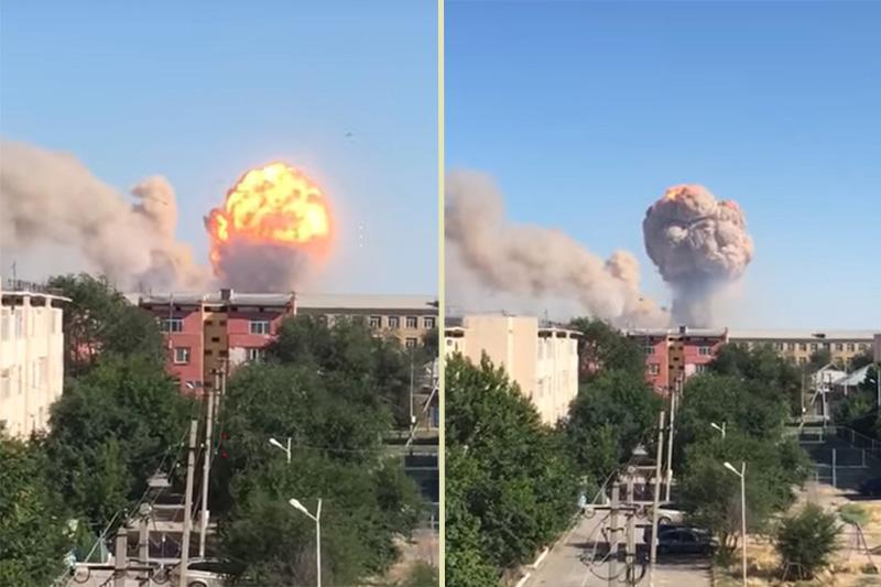 Глава Минобороны - о причинах взрыва в Арыси: Следствие завершится в течение месяца