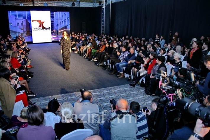 Алматыда Kazakhstan fashion week сән апталығы басталды