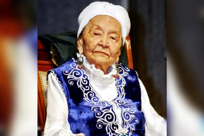 Хабиба Елебекова ғұмырының 80 жылын киноматографқа арнаған