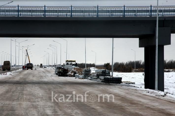 Трасса «Астана - Темиртау» откроется в ноябре