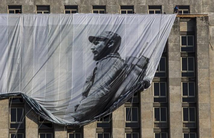 Прощание с Фиделем Кастро: команданте умер, но он жив