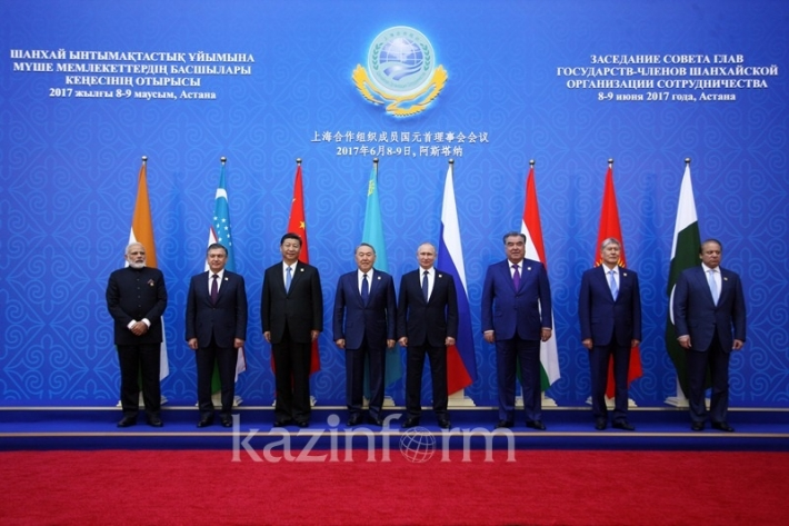 History of SCO development. Astana Summit