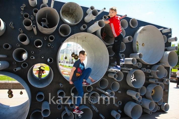 В Астане открылся фестиваль Astana Art Fest-2017