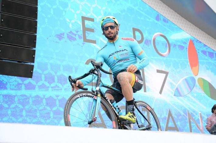 阿斯塔纳EXPO-2017国际自行车公路赛