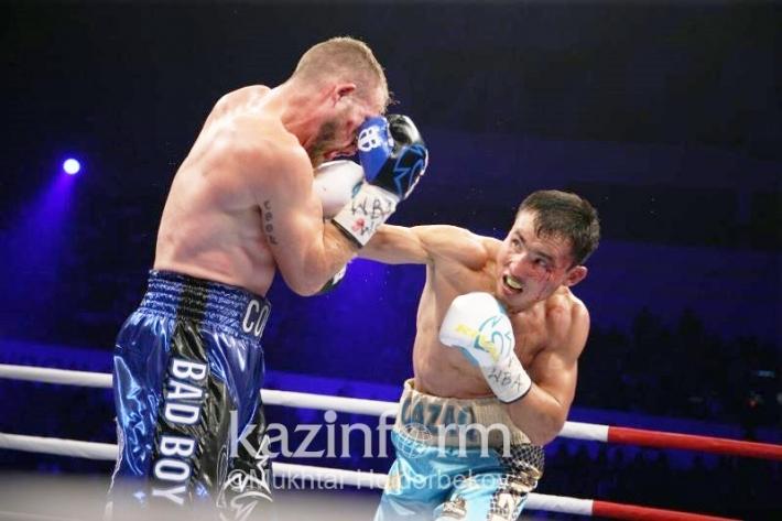 Qazaqstandıq sportşılardıñ Astanada ötken boks keşіndegі tañdawlı jeñіsterі