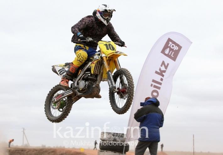 V этап открытого Чемпионата Республики Казахстан по мотокроссу