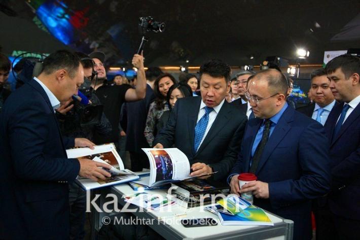 «Astana Media Week» в лицах