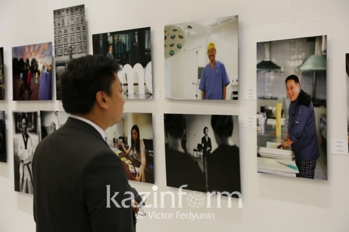 The Koreans of Kazakhstan exhibition kicks off in Astana
