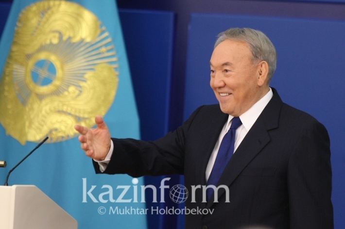 Prominent Kazakhstanis receive state awards from the President