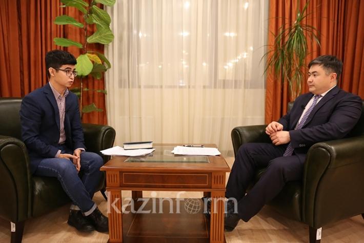 Министр национальной экономики Тимур Сулейменов подвел итоги уходящего года
