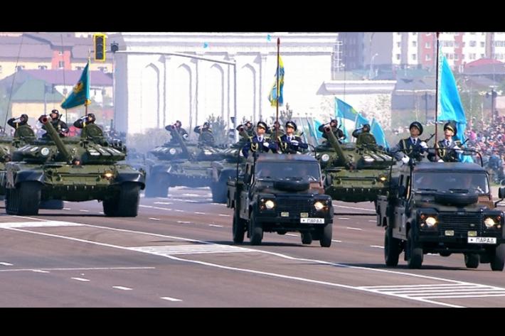 Казахстан поднялся на 50 место в Глобальном рейтинге военной мощи