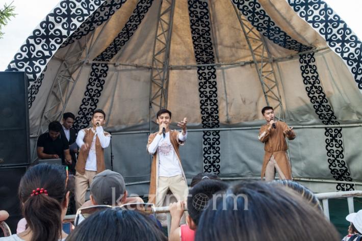 Еорданың 20 жылдығы: «Жан жүрегім — Астана!» фестивалі