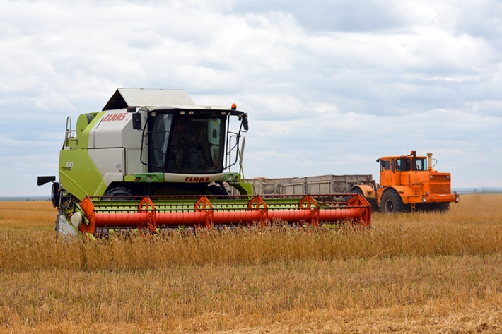 2018 harvest campaign underway in Akmola region