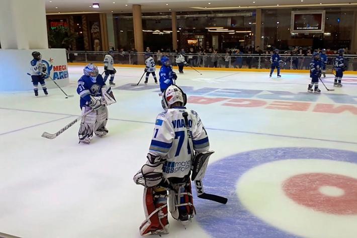 Astana welcomes new ice skating season