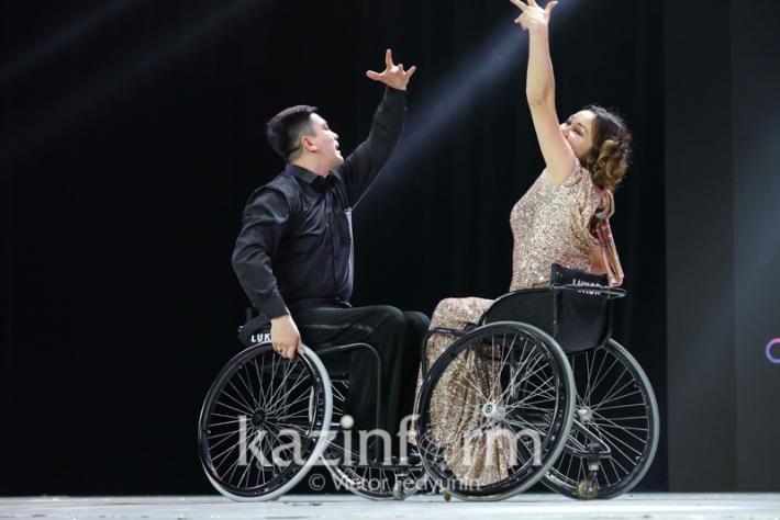 Ты звезда! – танцевальная олимпиада прошла в Астане