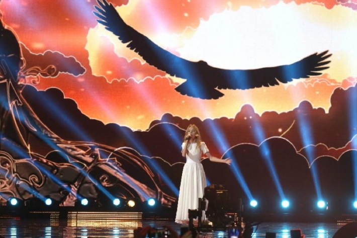 Kazakhstan's Daneliya Tuleshova stuns Junior Eurovision 2018