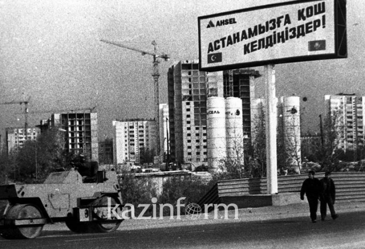 21 жыл бұрын ҚР Президентінің Жарлығымен Ақмола қаласы республиканың астанасы деп жарияланды