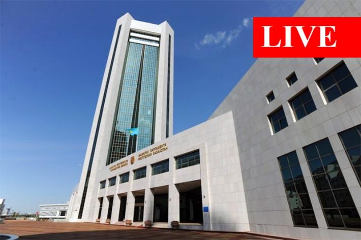 ҚР Парламенті Мәжілісінің жалпы отырысы | 12.12.2018