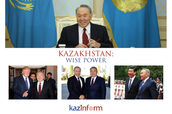Kazakhstan: Wise Power