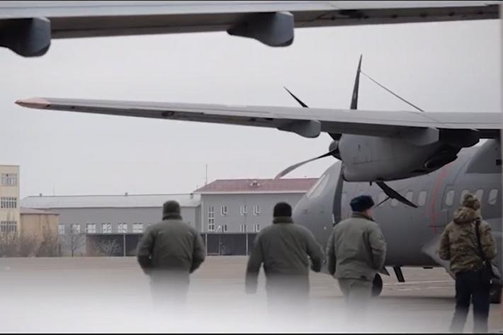 «Jýsan» operatsııasy: Qazaqstandyqtar Sırııadan evakýatsııalandy