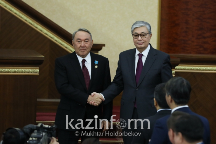 Qasym-Jomart Toqaev takes office as President of the Republic of Kazakhstan