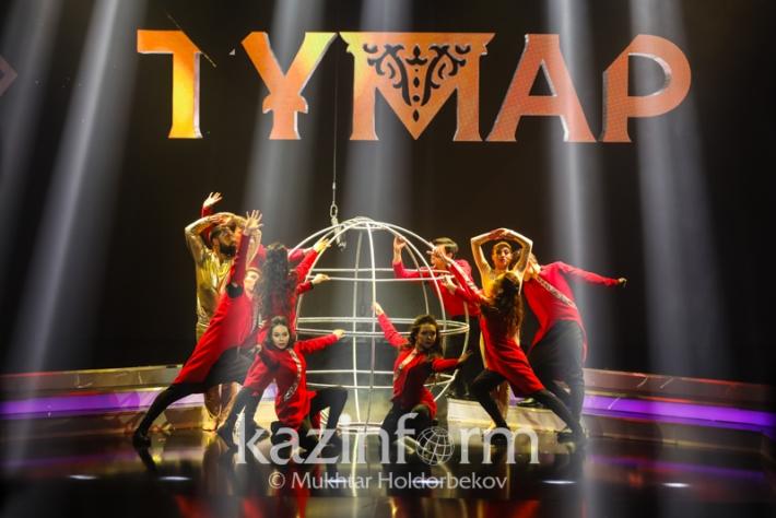 В столице наградили победителей телепремии «Тумар-2019»