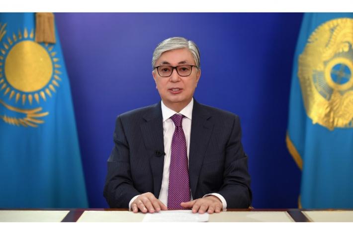 Обращение Президента РК Касым-Жомарта Токаева к гражданам страны
