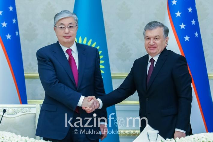 Казахстан и Узбекистан: В духе дружбы, взаимоуважения, доверия