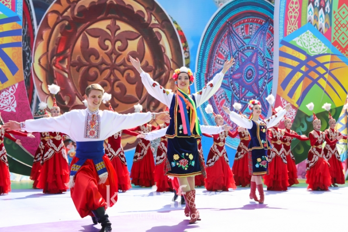 How Kazakhstanis celebrate Day of People's Unity