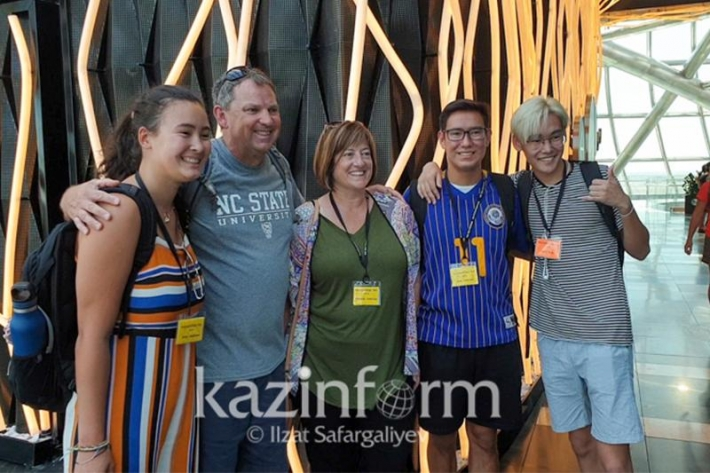 What Kazakh children adopted by American families talk about