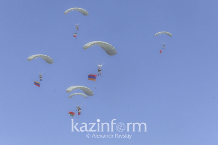 International Army Games kick off in Kazakhstan