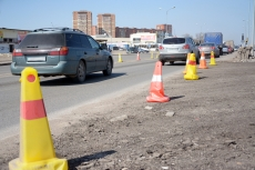 Reconditioning of roads has being started in Astana