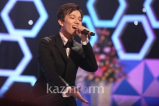 Celebration of Dimash Kudaibergenov's success in the concert hall