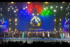 EXPO-2017: Gala concert within the framework of Karaganda region's culture days in Astana