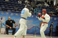 Best martial artists compete in Astana